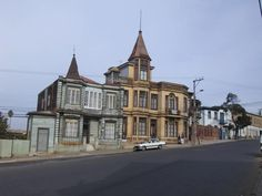 Playa Ancha-Valparaíso
