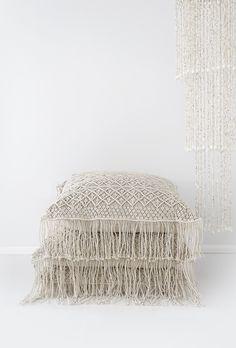 Losari Home & Woman - Macrame Cushions and Bohemian
