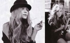 mary-kate olsen, I want your hat.