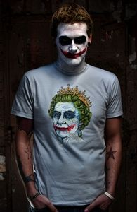 God Save the Villain!, New and Top Selling + Threadless Collection