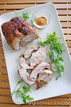 Cinnamon roast   Arrosto alla cannella