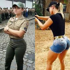 icu ~ Pin on Bras for backless dresses ~ Aug 2019 - 23 Pictures of Beautiful Girls In And Out of Uniform Will Blow Your Mind. Check out hot military girls in uniform and without uniform giving hot posture. Sexy Women, Badass Women, Lady, Femmes Les Plus Sexy, Female Soldier, Female Marines, Army Soldier, Military Women, Military Army