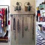 25 Brilliant Organization Hacks For Your Tiny Closet - Find Fun Art Projects to Do at Home and Arts and Crafts Ideas | Find Fun Art Projects to Do at Home and Arts and Crafts Ideas