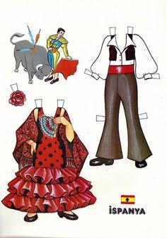 recortables, muñecas de papel para vestir, paper dolls – merimartinez1 – Webová alba Picasa