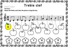 Back to School Note Naming Worksheets Music Lessons For Kids, Music For Kids, Piano Lessons, Learning Music Notes, Music Education, Music Writing, Kids Writing, Music Note Symbol, Music Theory Worksheets