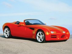 1997 Dodge Copperhead (Dodge ConceptCar, Dodge had to change the name when it was made known someone owned the rights to the name Copperhead) The best 220 hp, 5.0 sec to 60mph car that never was.  MSRP was slated to be $30000