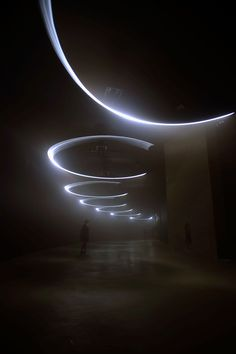 United Visual Artists: Momentum 2014| Barbican, London