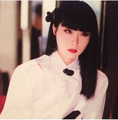 Sayoko Yamaguchi 山口小夜子 Yamaguchi, Mix Photo, Fashion Photography, Portrait Photography, Guys And Dolls, China Girl, Japanese Models, Some Girls, Big Fashion