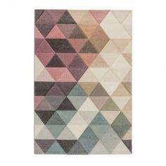 Dywan Gracja 80 x 150 cm trójkąty
