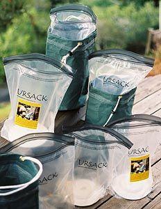Ursack- odor concealing food bags $11.99. Good for bear country #PembertonFest// pembertonmusicfestival.com