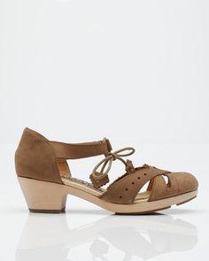 F-Troupe Clog Sandal $185
