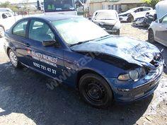 BMW 3 Serisi 3.16ti Compact EUROKARDAN 2003 BMW 316 ti Compact LPG LI SERVIS BAKIMLI 19750TL
