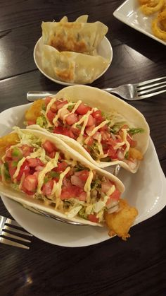 Fish Tacos Street Tacos, Fish Tacos, Mexican, Ethnic Recipes, Food, Essen, Meals, Yemek, Mexicans