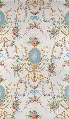 - Tapeten - Historische Tapeten - Hembus GmbH, ca. 1800