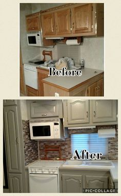 caravan renovation before and after 859202435148676773 - Wheel Camper Remodel Rv Makeover Travel Trailers 21 Ideas For 2019 Source by Small Remodel, Diy Camper Remodel, Camper Living, Diy Remodel