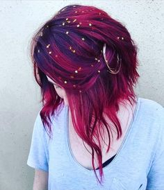 Check Out Our , Galaxy Hair too Cool Blue Purple and Green Dyed Hair, Pin by Jenna Harbaugh Cordell On Hair Color In Galaxy Hair by Ursula Goff & Stuff Home. Hair Dye Colors, Cool Hair Color, Crazy Hair Colour, Creative Hair Color, Rainbow Hair Colors, Trendy Hair Colors, Hair Goals Color, Vivid Hair Color, Bright Hair Colors