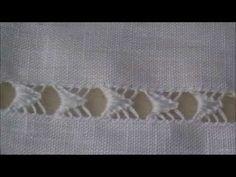 Deshilados de Doña Elisa Meléndrez, Amatitán, (Jalisco, México) - YouTube