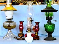 oil lamps - Google Search