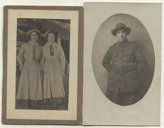 Women at Work Home Front Great War photograph postcard uniform World War One, Photograph, Military, Painting, Ebay, Women, Art, World War I, Photography