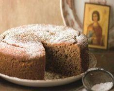 Greek Sweets, Greek Desserts, Greek Recipes, Desert Recipes, Healthy Desserts, Healthy Food, Cake Tins, Round Cakes, Cake Recipes