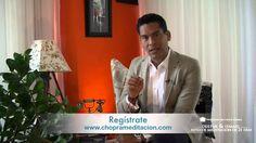 """Reto de Meditación de 21 días """"Creando Abundancia"""" con Deepak Chopra e I..."""