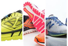 2014: The year of the fat running shoe - So ultra-thin shoes weren't a good idea for an activity that by it's very nature jars the body around? You don't say...