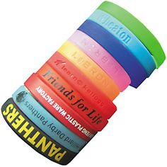 Rubber wristbands. Stop! Read all about rubber wristbands before using it.   Paper writsbands. bestpaperwristbands.com