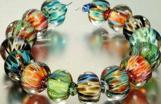boro beads by Brenda Scata