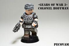 Gears of War 3 Colonel Hoffman