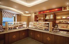Carlo's Bake Shop - Norwegian Breakaway © 2013 Norwegian Cruise Line