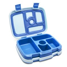 Bentgo Kids Children's Lunch Box — Durable, Leak-Proof, Easy-to-Open, Bento-Style Lunch System