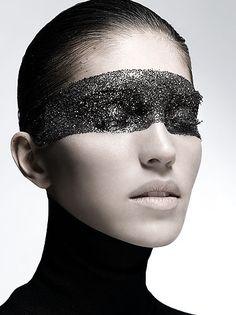 """Untitled"" | Model: Diana Hodor, Photographer: Stefan Kapfer, 2009"