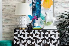 Hottest trends for 2019 Part Retro Pop Part 4 of Home Beautiful's 2019 Trend Forecast bursts through with a retro decorating vibe and shows us just how to decorate with bold colour and pattern Interior Decorating, Retro Decorating, Decorating Ideas, Retro Pop, Pink Room, Bold Colors, Room Interior, House Colors, Vintage Designs