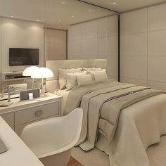 Bom dia!  Aproveitando cada cantinho deste lindo quarto. Amei...  {Projeto @hortaevello} #bloghomeidea #decoração #interiores #olioliteam by bloghomeidea