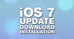iOS 7 Download, Installation & Update: Achtung iOS 7 kommt! - http://apfeleimer.de/2013/09/ios-7-download-installation-update-achtung-ios-7-kommt - Das Update auf iOS 7 steht kurz bevor. Wie immer gilt ab diesem Zeitpunkt wie immerFÜR ALLE Jailbreak Freunde: VORSICHT vor dem Update auf iOS 7. Apple bietet kurz nach der Veröffentlichung die Aktualisierung auf iOS 7 über iTunes und vermutlich auch als OTA (Over-The-Air) Update an. Ein fal...