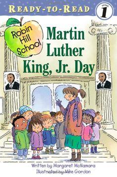 good kinder book for mlk day