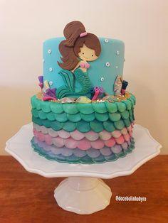 Hoje tem festa da sereia mais linda! #sofiafaz10