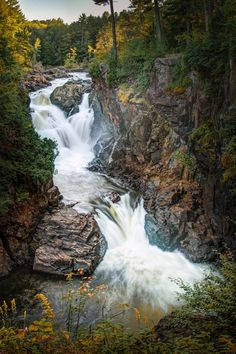Dorwin Falls by Jag Canape on 500px