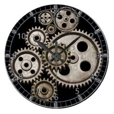 Pin Clocks And Gears Tattoo on Pinterest