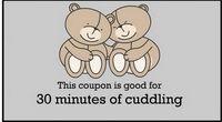 Free Love Coupons, Printable