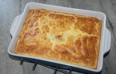 Easter Pie, Couscous, Baby Food Recipes, Lasagna, Nutella, Macaroni And Cheese, French Toast, Deserts, Food And Drink
