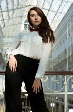 Blouse, Long Sleeve, Sleeves, Tops, Women, Fashion, Blouse Band, Full Sleeves, Women's