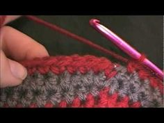 How to Crochet an Easy Beanie - Tutorial Thursday! - YouTube