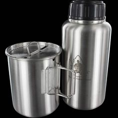 Pathfinder Bottle & Nesting Cup Set --- EE33 Tactical Outfitters
