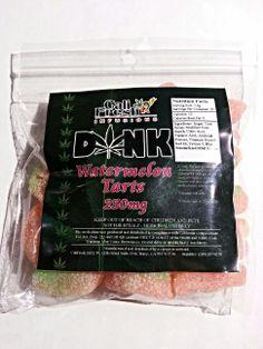 Dank Watermelon Tarts Edible Review