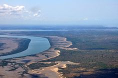 Rio Matola, Sul de Mocambique
