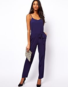 $76 - Image 4 of ASOS Jumpsuit with Cami Straps