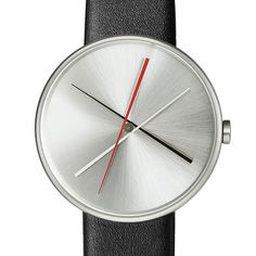 Crossover (stainless steel) watch by Projects.