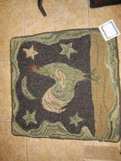 PRIMROSE 50 rug hooking wool strips #8 cut