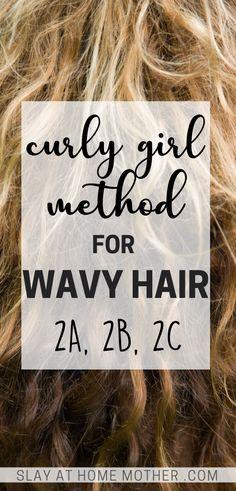 #CoconutOilHairCare Wavy Hair 2a, 2a Hair, Wavy Hair Tips, Frizzy Wavy Hair, Natural Wavy Hair, Short Wavy Hair, Natural Hair Styles, Wavy 2a, Medium Wavy Hair